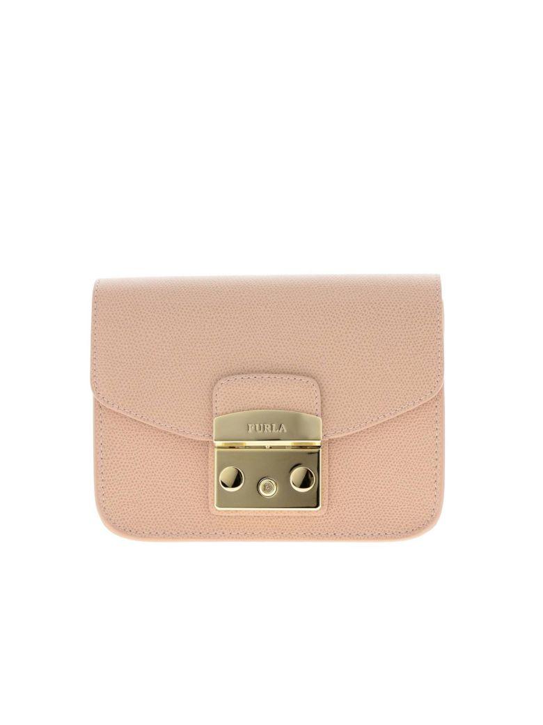 Furla Mini Bag Shoulder Bag Women Furla - powder