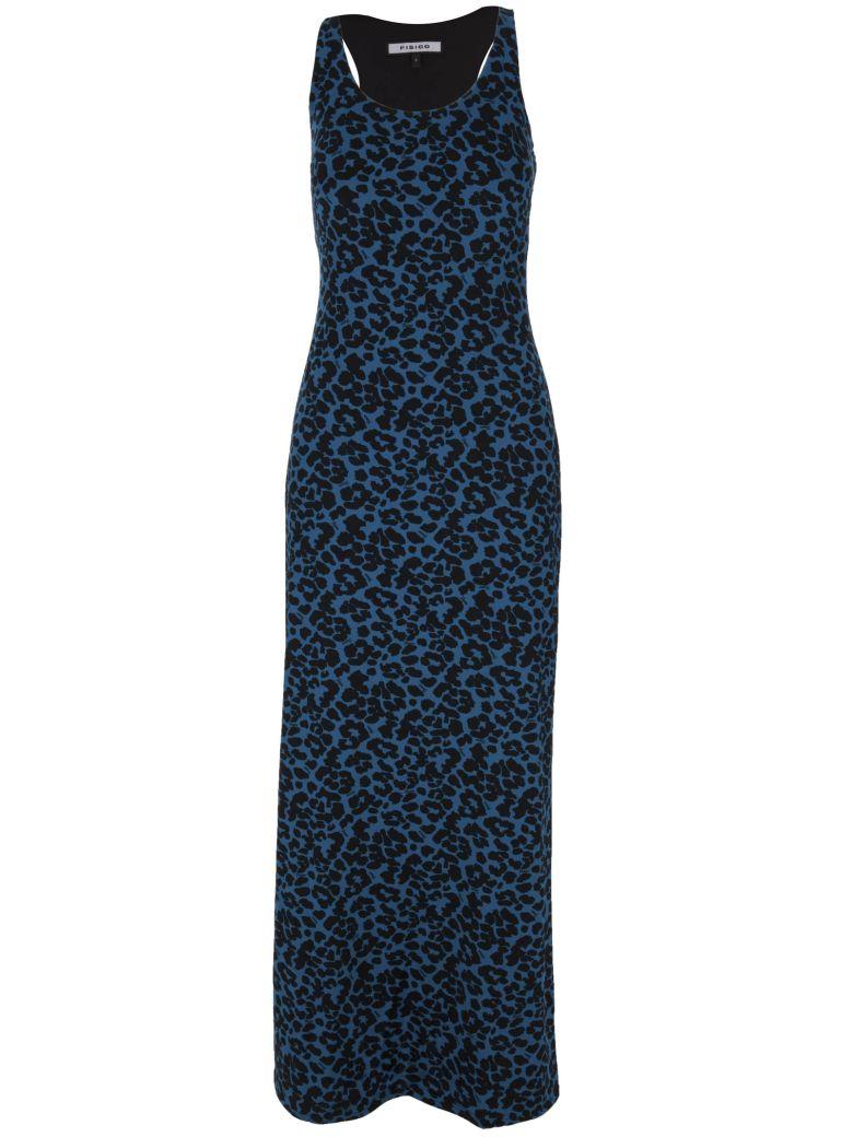 Fisico - Cristina Ferrari Fisico Dress - Blue
