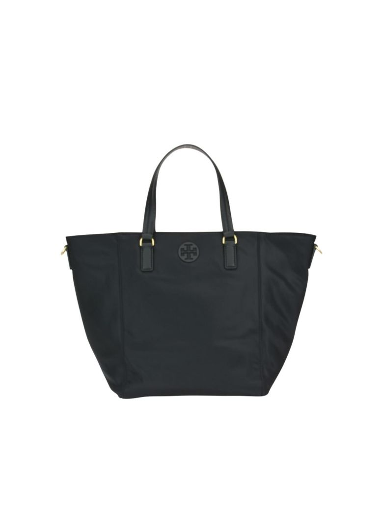 2eea68256 Tory Burch Tory Burch Small Tilda Nylon Tote Bag - Black - 10927756 ...