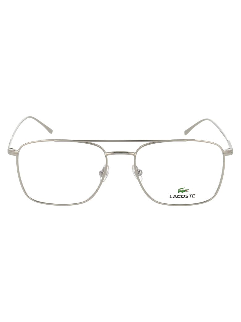 Lacoste Sunglasses - Silver