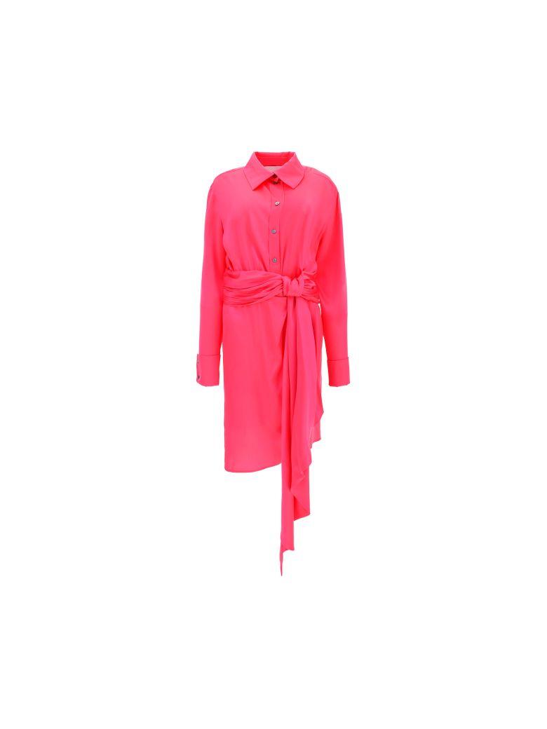 REDEMPTION Dress - Fuchsia