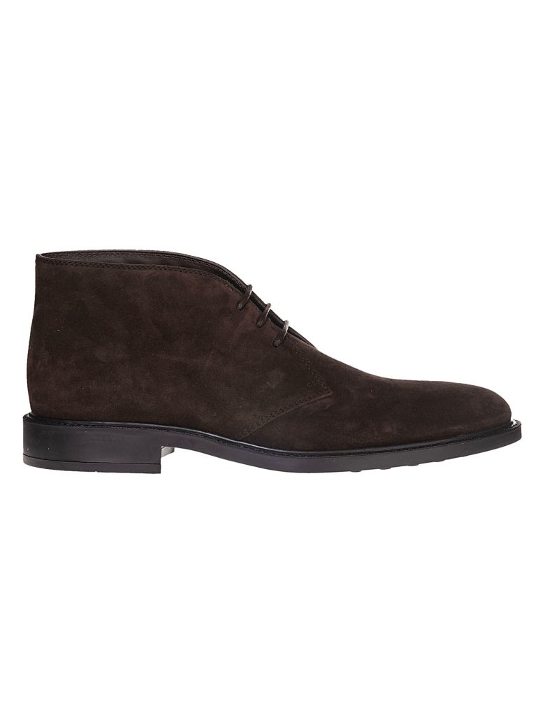 Tod's Lace-up Boots - Basic