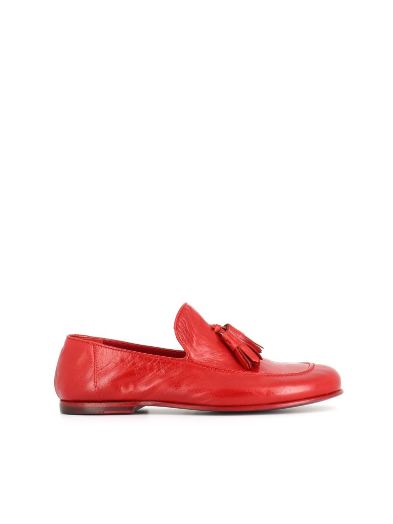 """Rocco P. Loafer """"36435504"""" - Red"""