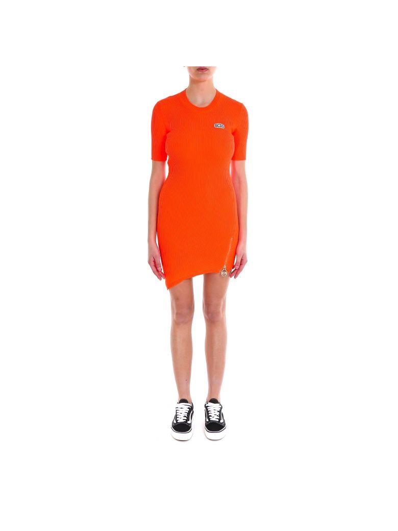 GCDS Dress - Orange