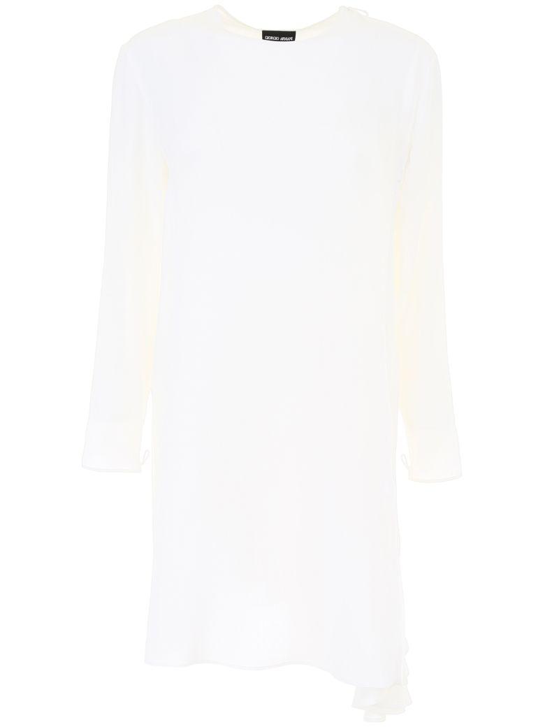 Giorgio Armani Silk Tunic Shirt - Basic