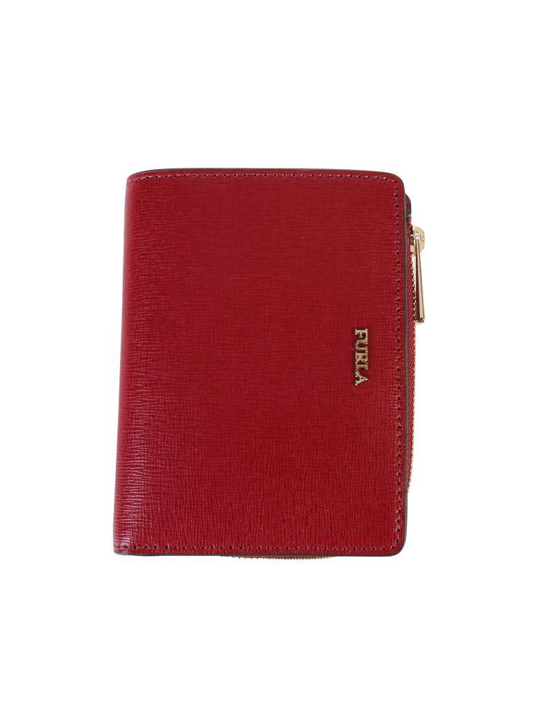 Furla Babylon Wallet - Red