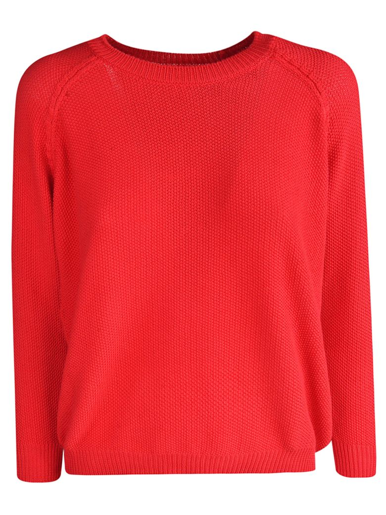 Weekend Max Mara Fiorigi Raglan Sweatshirt - Basic
