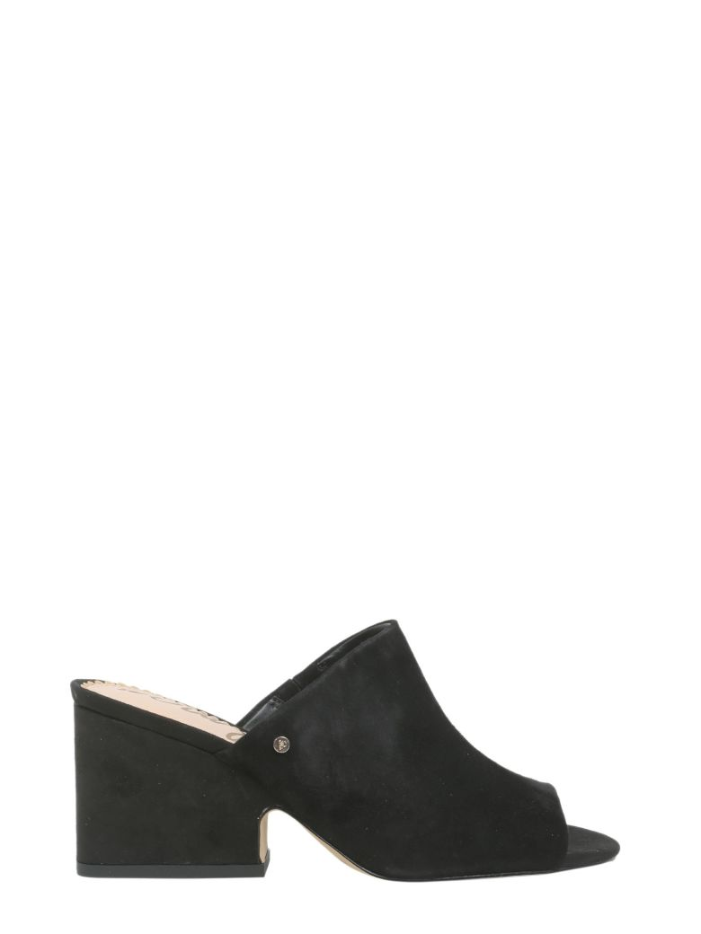Sam Edelman Rheta Mules Sandals - Black