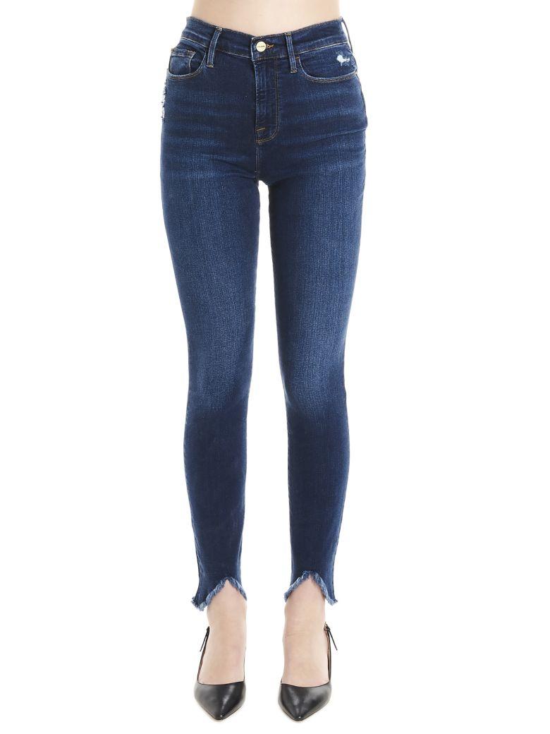 Frame 'ali' Jeans - Blue