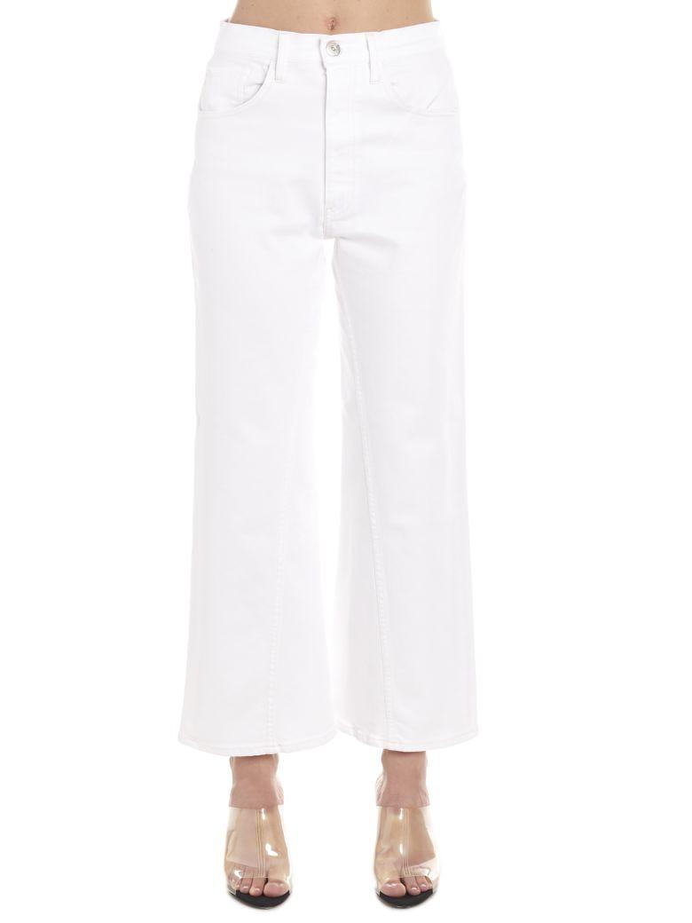 3x1 'aimee' Jeans - White