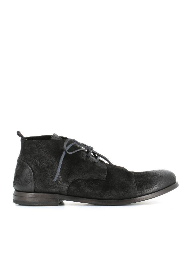 "Marsell Desert Boots ""mm2381"" - Black"