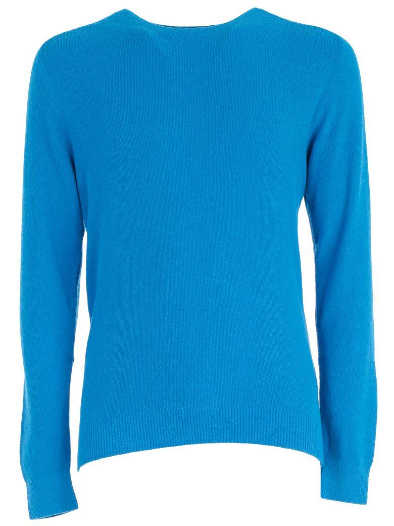 Drumohr Crew Neck Sweater - Smurf