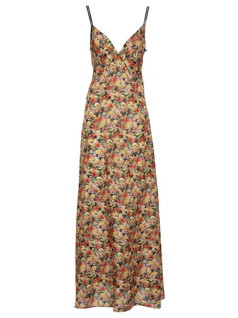 Momonì Printed Sleeveless Dress - Fantasia