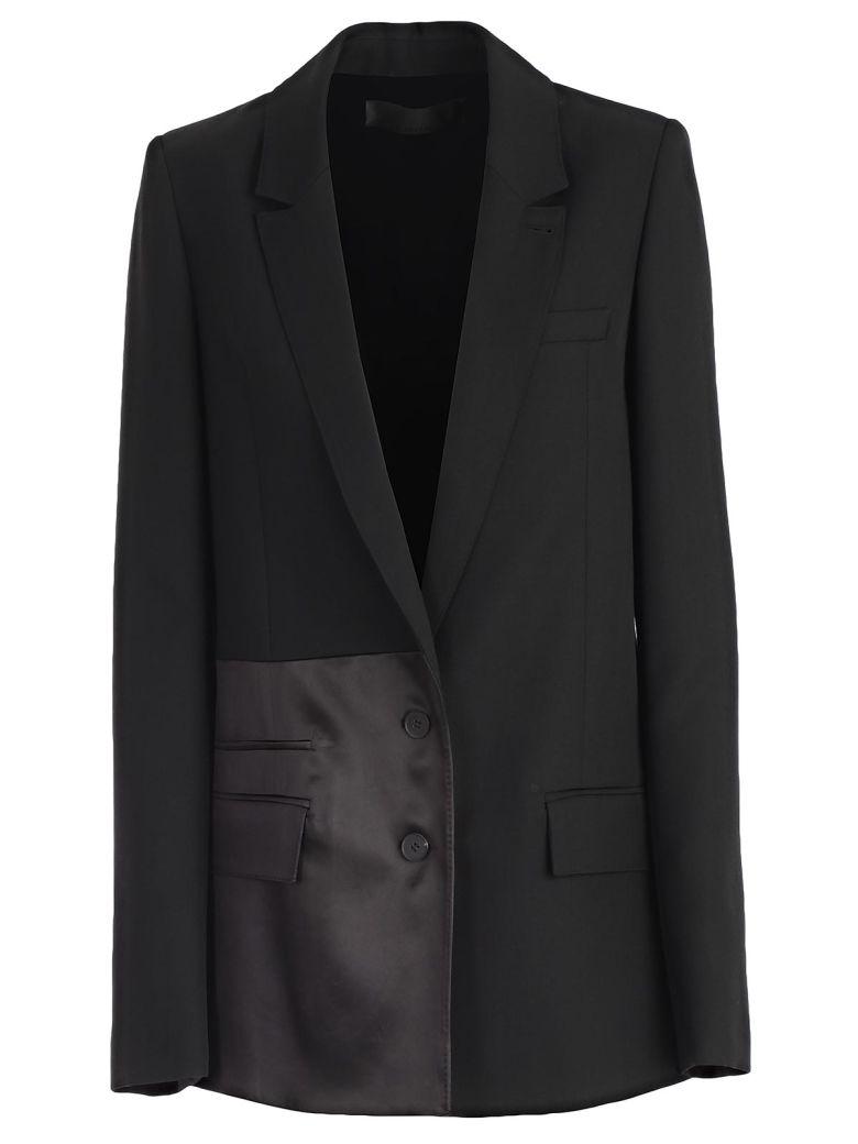 Haider Ackermann Paneled Blazer - Black