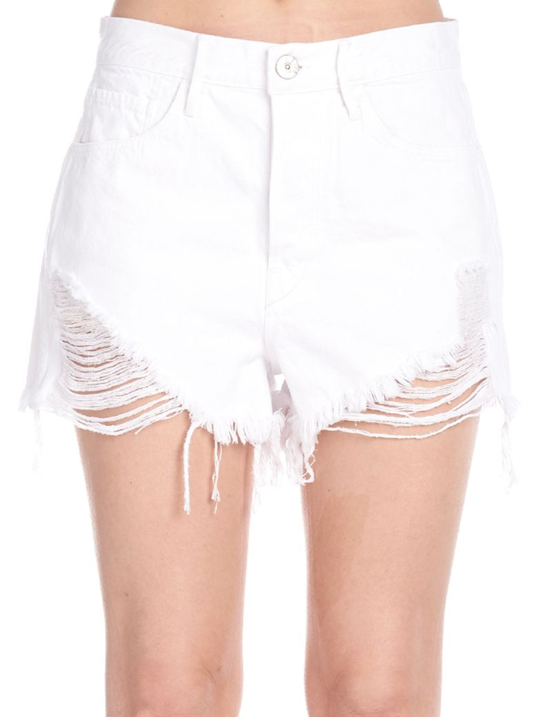 3x1 'carter' Shorts - White