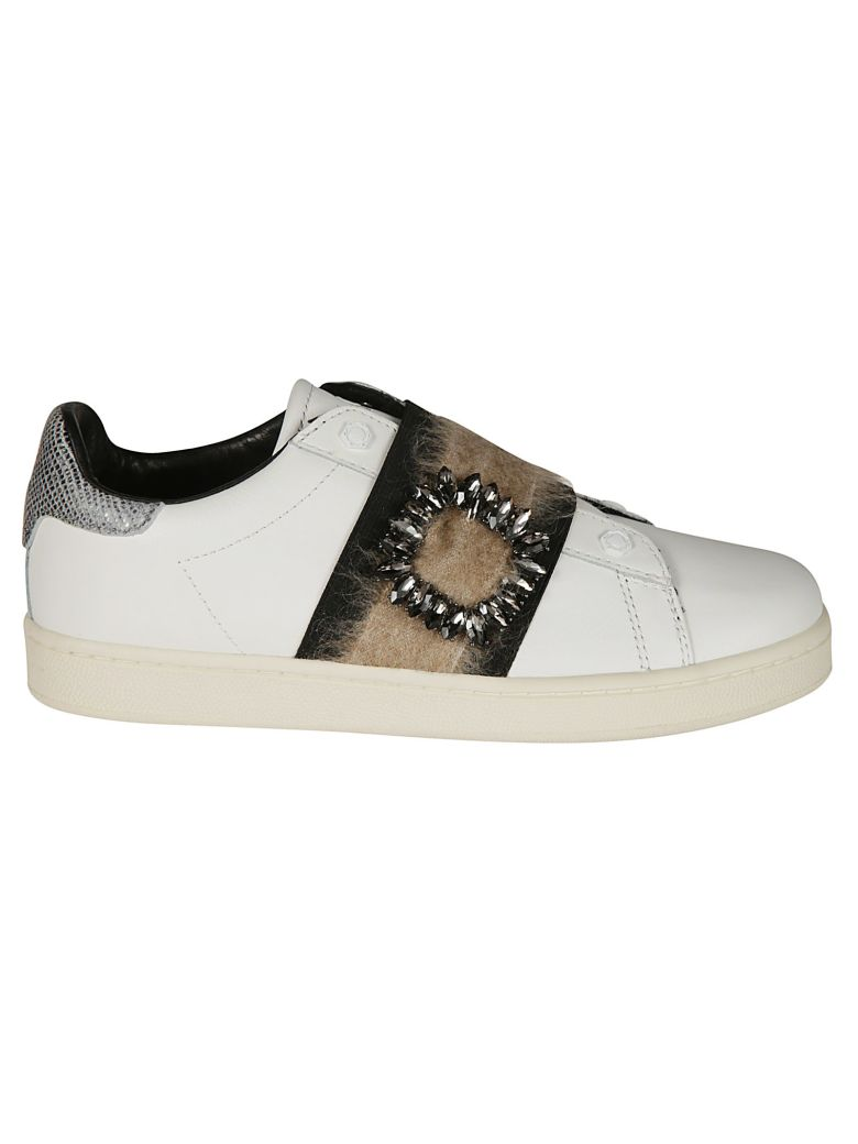 M.O.A. master of arts M939 Moa Slip-on Sneakers - White
