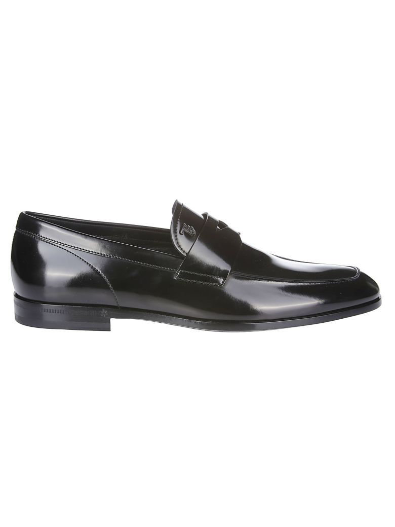 Tod's Classic Loafers - Black