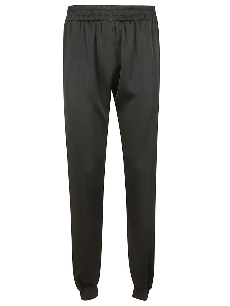Philipp Plein Side Logo Stripe Track Pants - Black