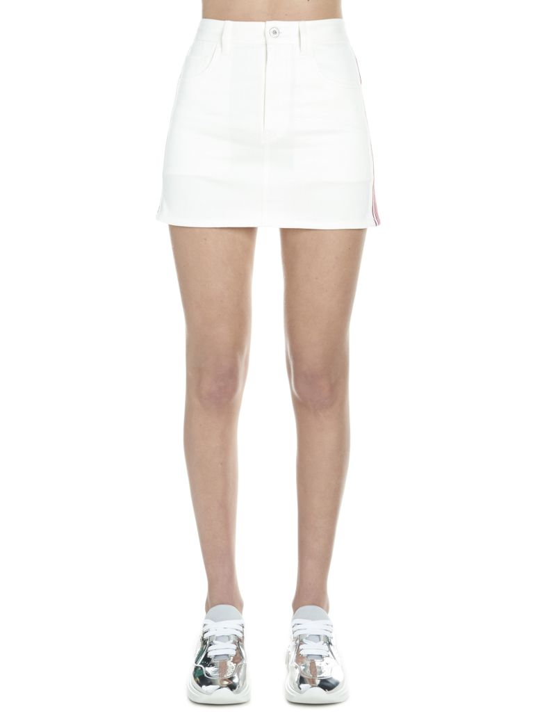 Miu Miu Skirt - White