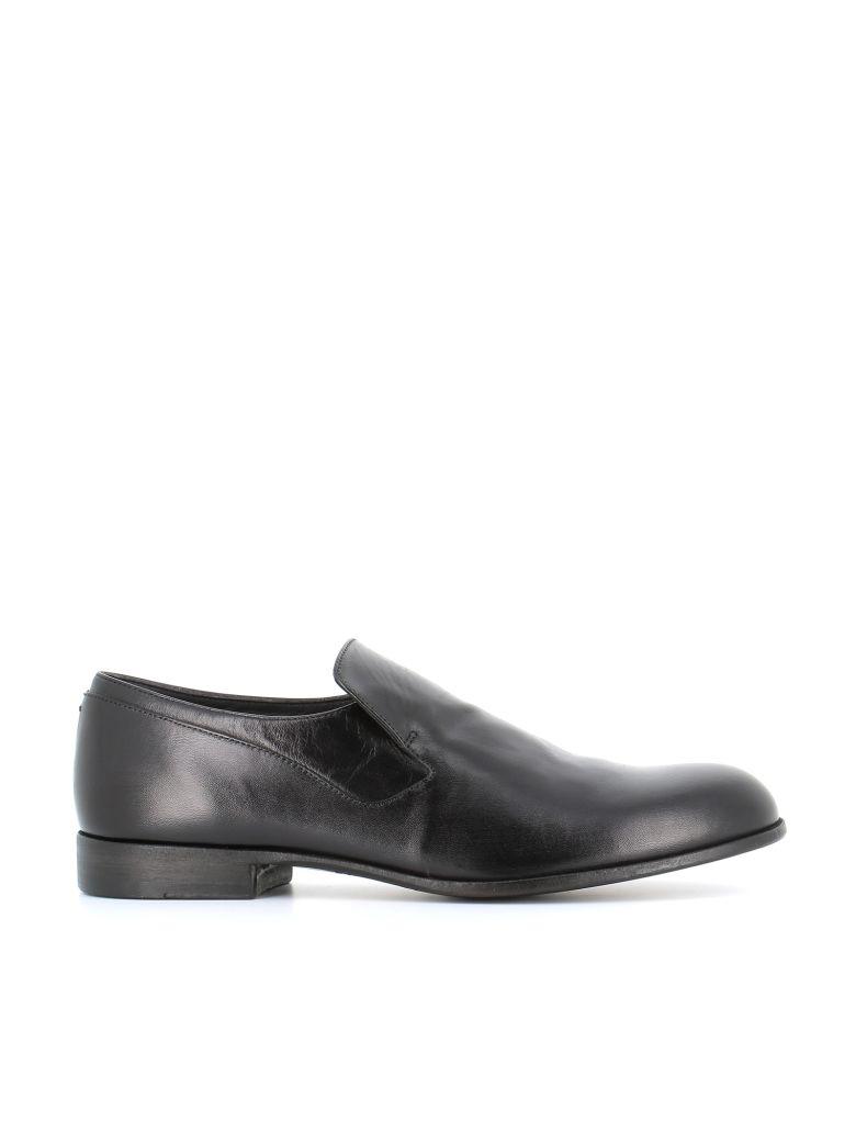 "Pantanetti Slippers ""12622g"" - Black"
