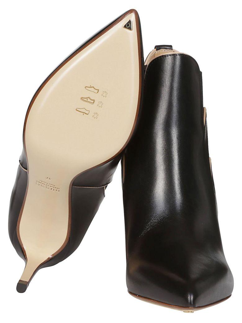 Francesco Russo Classic Ankle Boots - Black