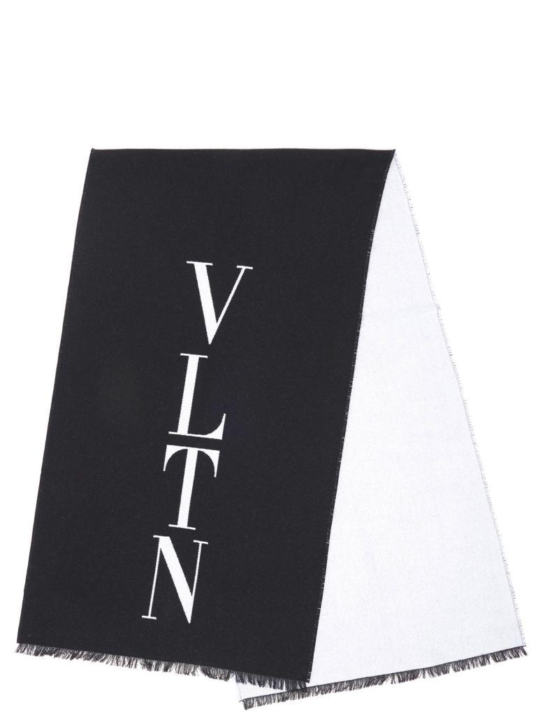 Valentino Garavani 'vltn' Foulard - Black