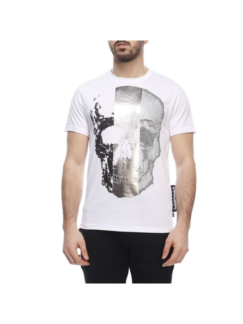 Philipp Plein T-shirt T-shirt Men Philipp Plein - white