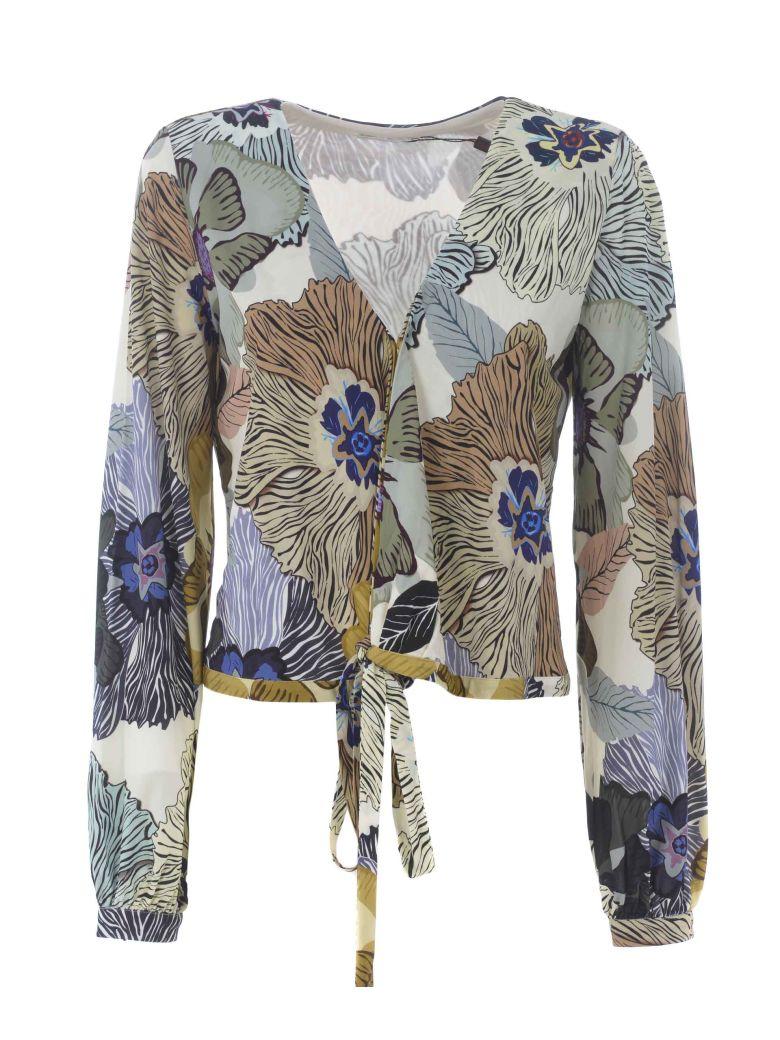 Etro Floral Print Blouse - Multicolor