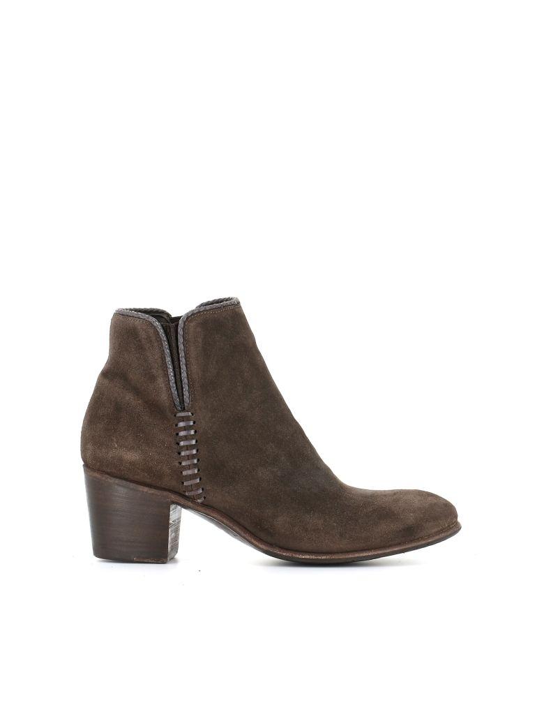 "Alberto Fasciani Ankle Boots ""maya 31044"" - Brown"