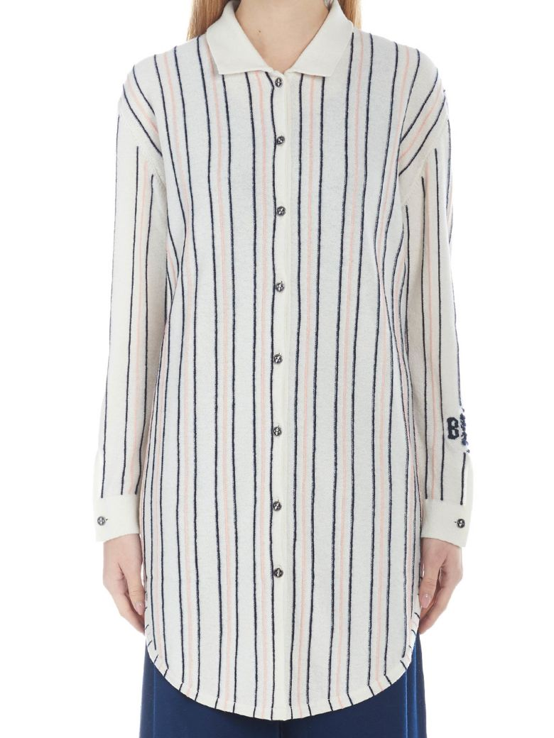 Barrie 'travel Line' Shirt - Multicolor