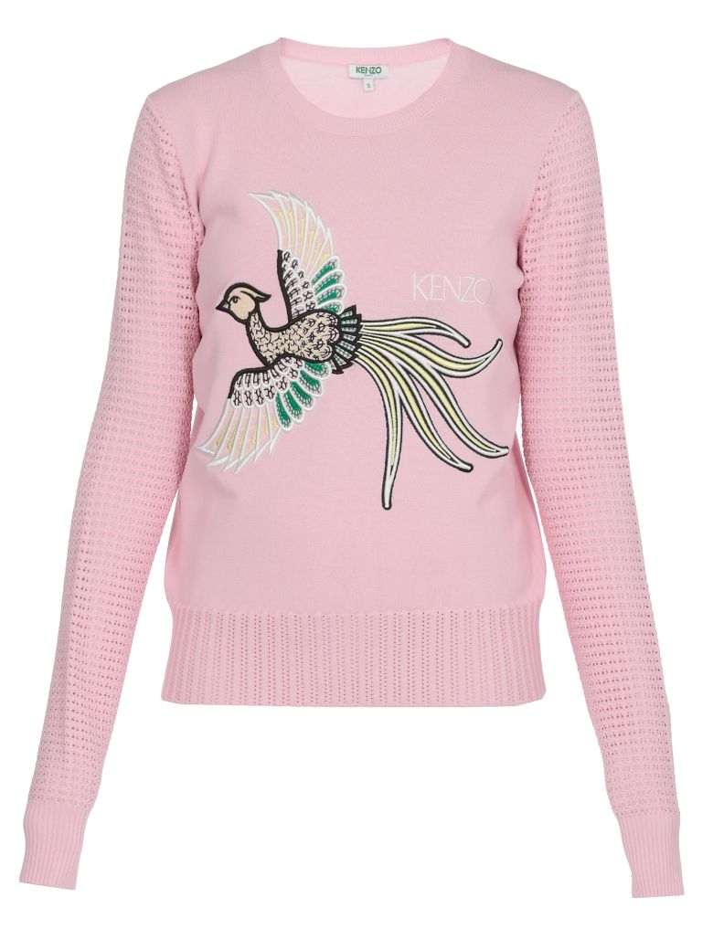 Kenzo Front Embroider Sweater - Basic