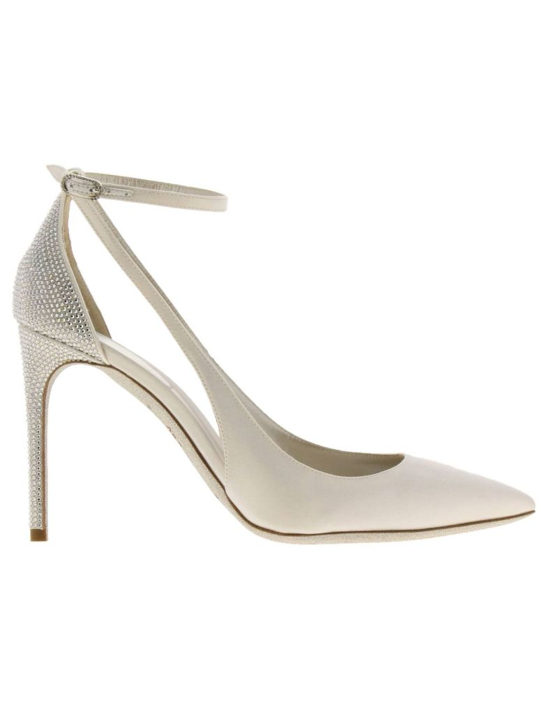 René Caovilla Rene Caovilla Pumps Shoes Women Rene Caovilla - White
