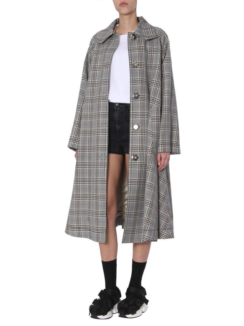 MM6 Maison Margiela Oversized-fit Coat - MULTICOLOR
