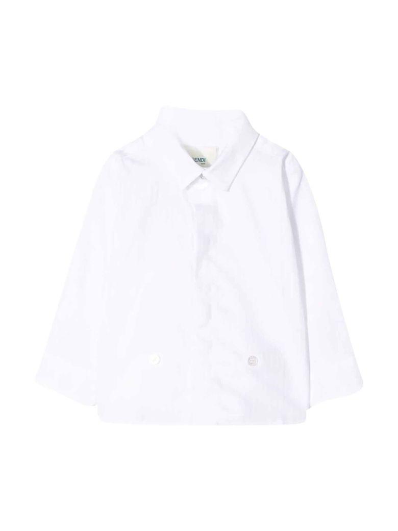 Fendi White Shirt - Bianco