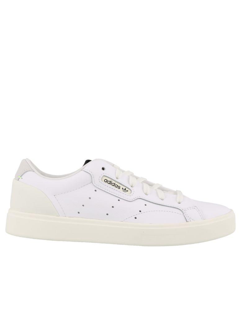Adidas Originals Sleek Sneakers - White