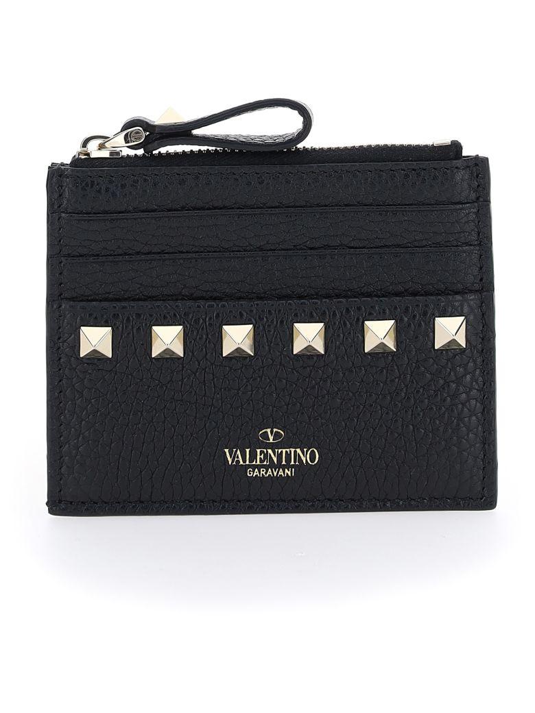 Valentino Garavani Card Holder - Nero