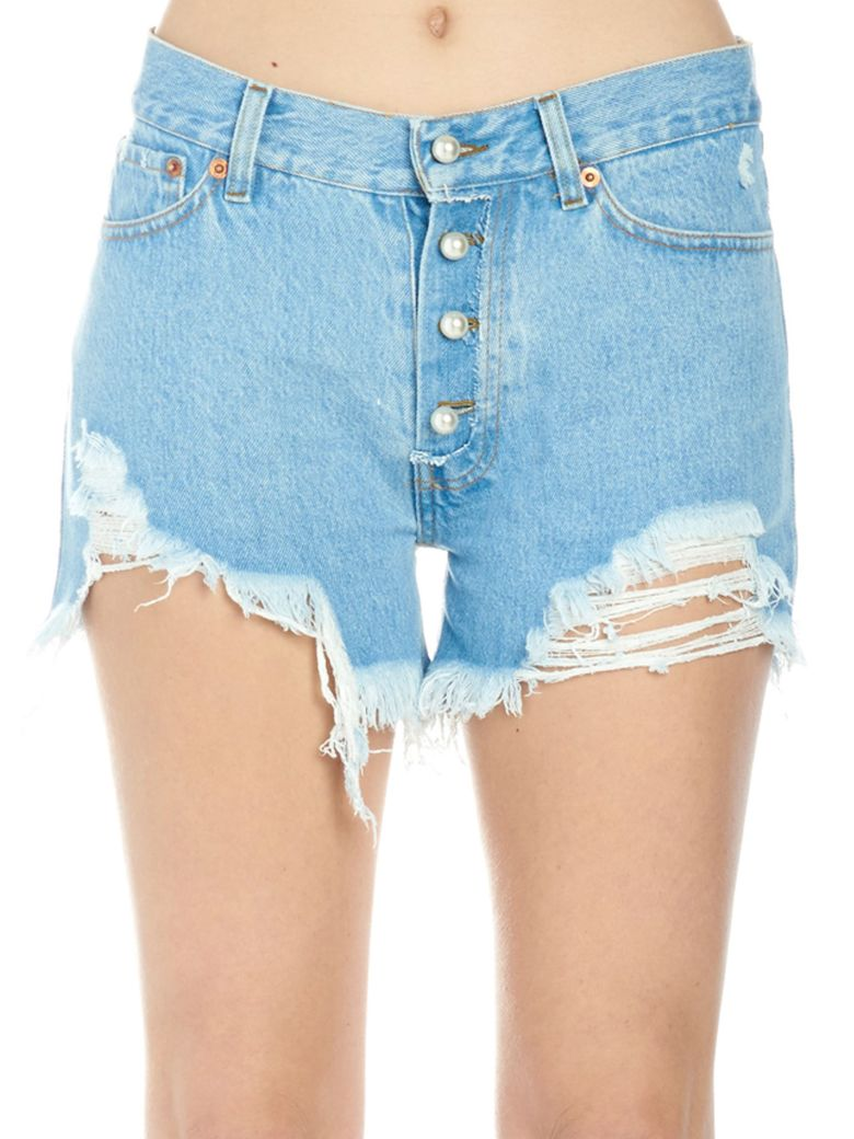 Forte Couture Shorts - Light blue