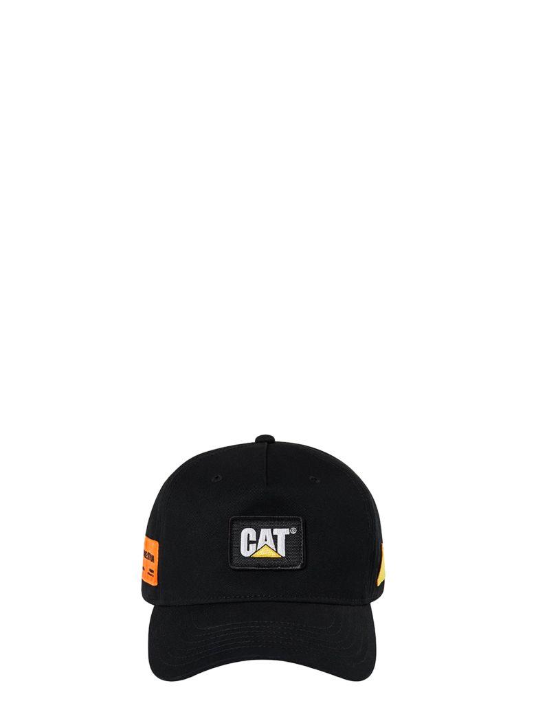 HERON PRESTON Baseball Cap Cat - Nero