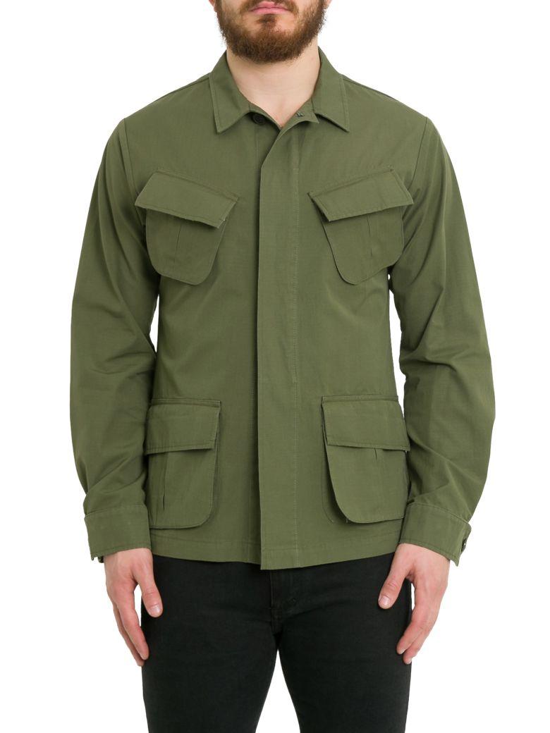 Brian Dales Field Jacket - Verde