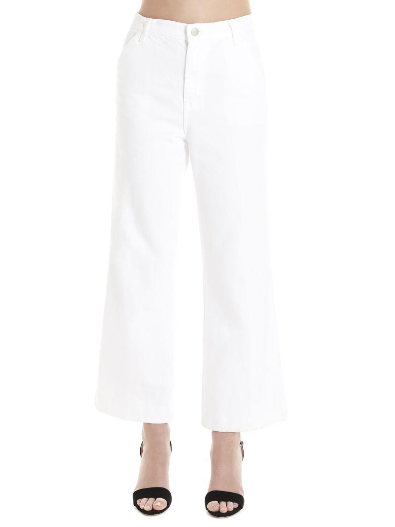 J Brand 'joahn' Jeans - White