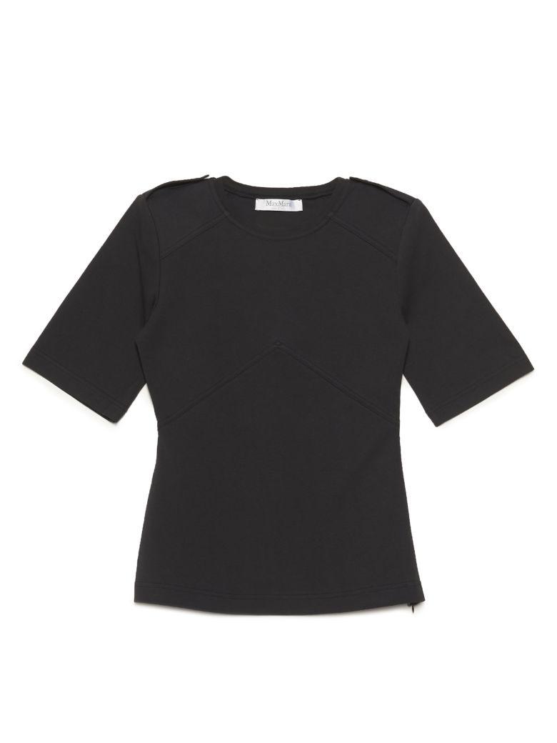 Max Mara 'parole' T-shirt - Grey