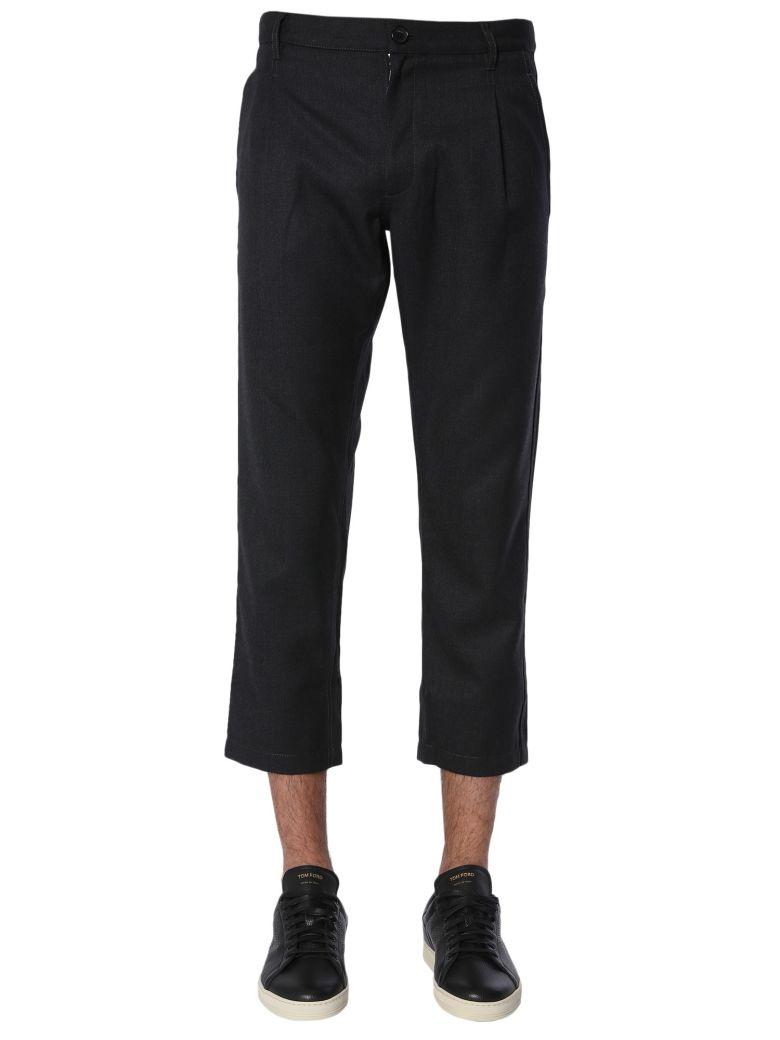 Comme des Garçons Shirt Boy A-line Trousers - GRIGIO