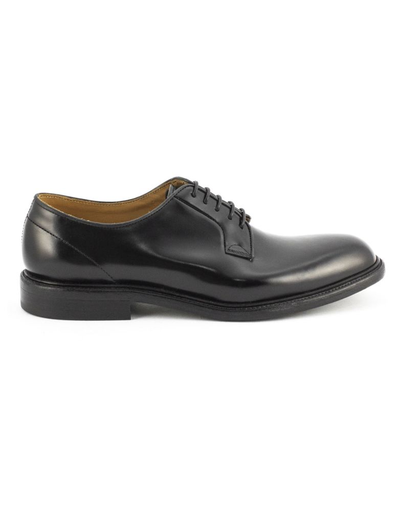 Green George Oxford Lace-up - Nero