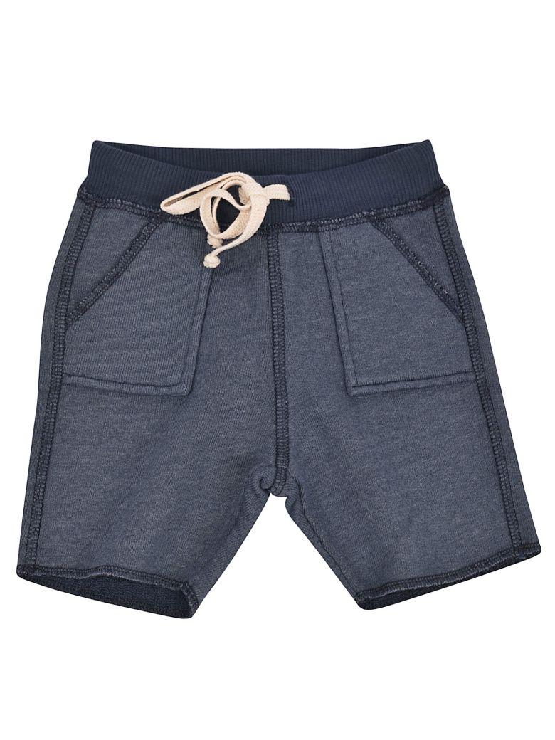 Babe & Tess Drawstring Shorts - Blue