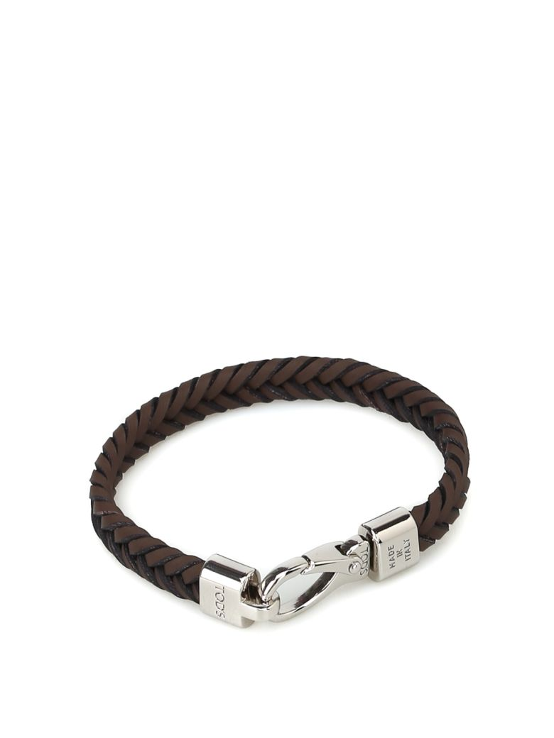 Tod's Bracelet In Leather - Brown