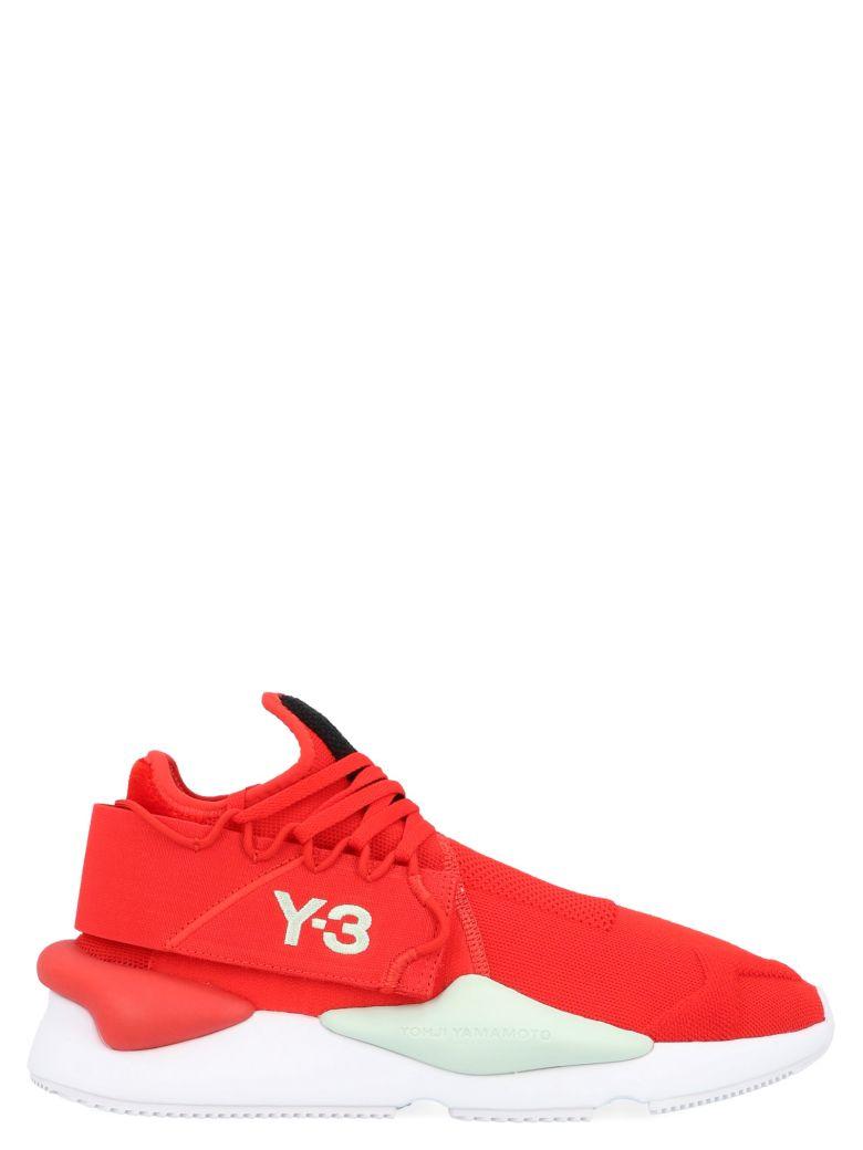 Y-3 'kaiwa Kint' Shoes - Red