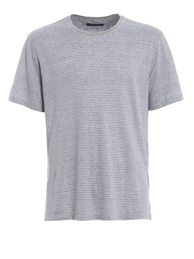 Ermenegildo Zegna Striped T-shirt - Basic