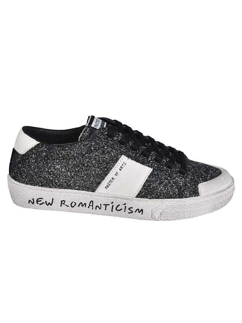 M.O.A. master of arts Master Of Arts New Romanticism Sneakers - Grey/White