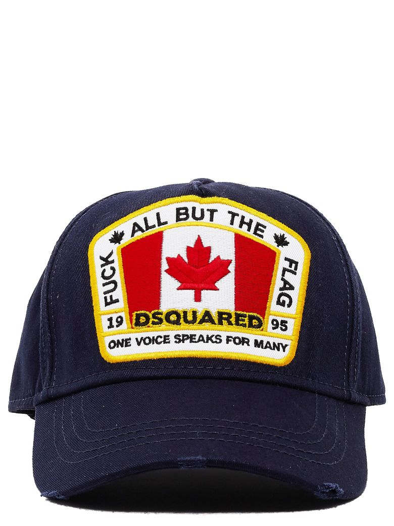 Dsquared2 Cap - Blue
