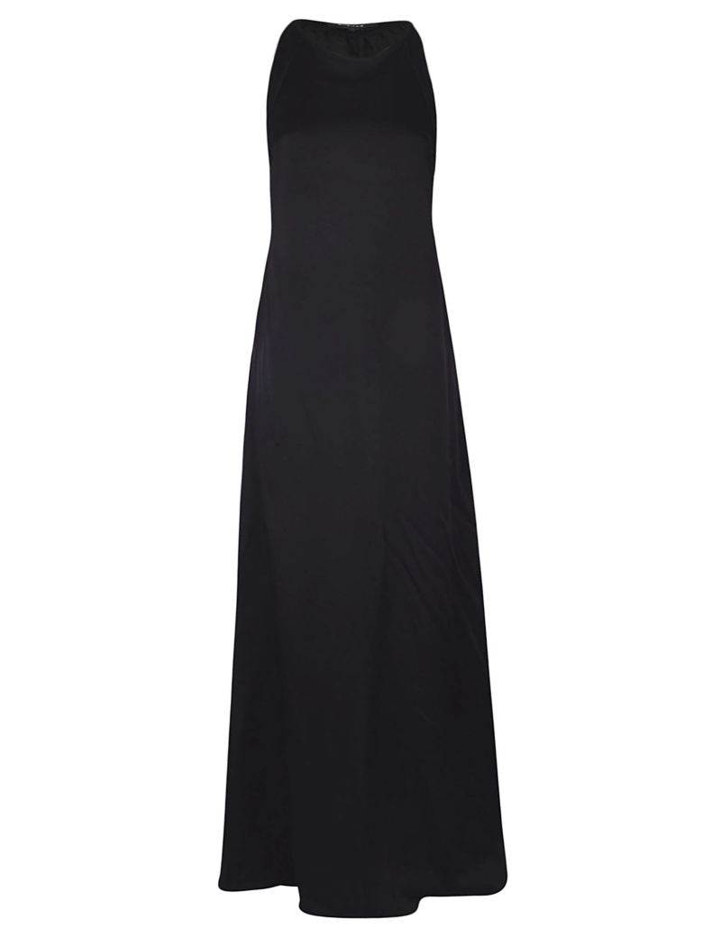 Rochas Bow Tie Dress - Black